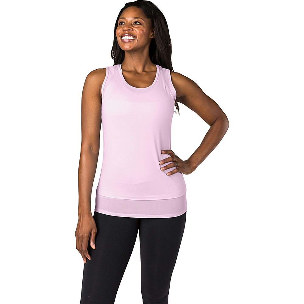 Soybu Womens Enlightened Tank XS - Rosewater - Soybu Womens Apparel - Apparel & Footwear, Women's Apparel