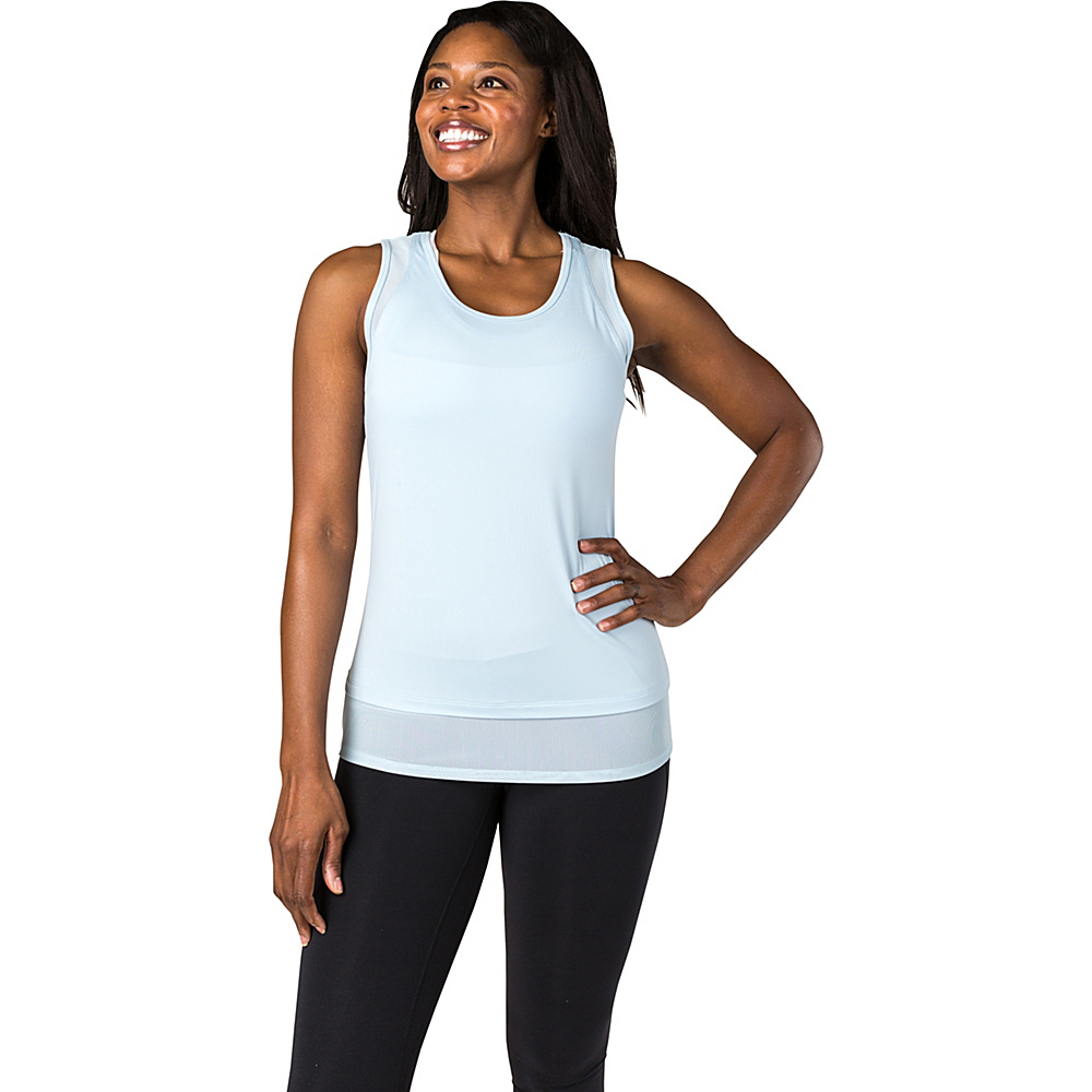 Soybu Womens Enlightened Tank S - Aero Blue - Soybu Womens Apparel - Apparel & Footwear, Women's Apparel