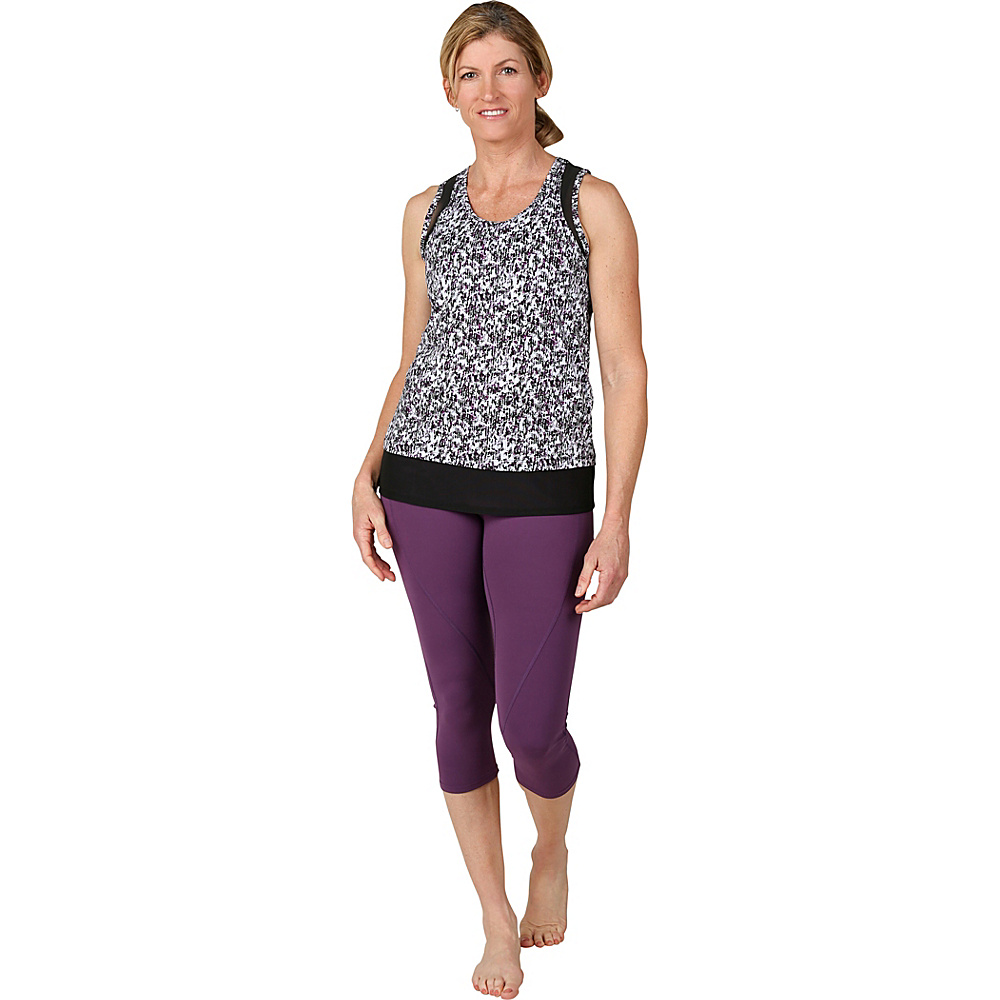 Soybu Womens Enlightened Tank M - Frills - Soybu Womens Apparel - Apparel & Footwear, Women's Apparel