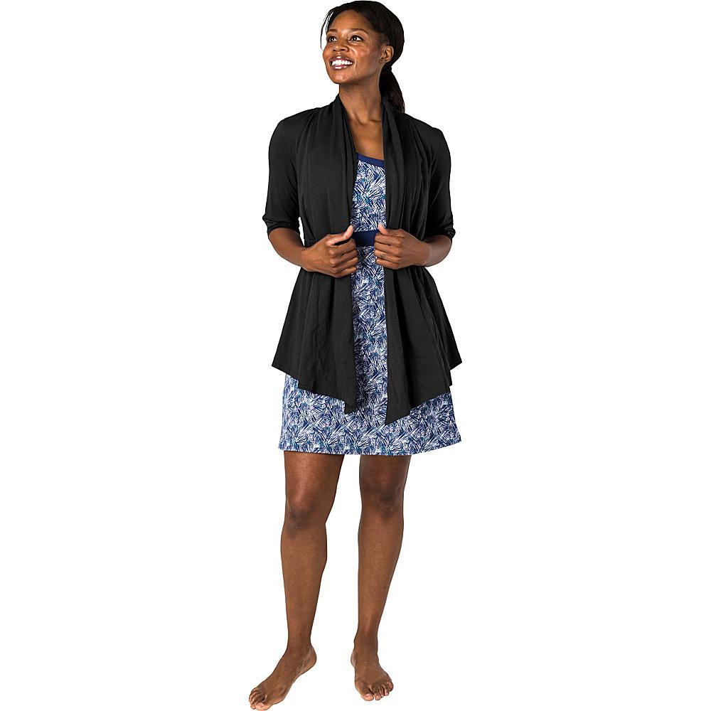 Soybu Cabana Cardi XS - Black - Soybu Womens Apparel - Apparel & Footwear, Women's Apparel