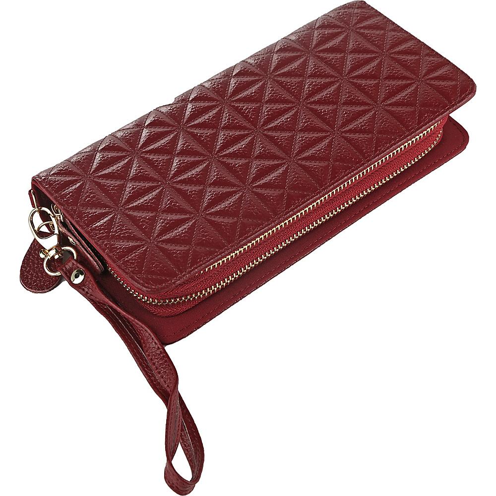 MKF Collection by Mia K. Farrow Marilyn Wristlet Wallet Red - MKF Collection by Mia K. Farrow Womens Wallets - Women's SLG, Women's Wallets
