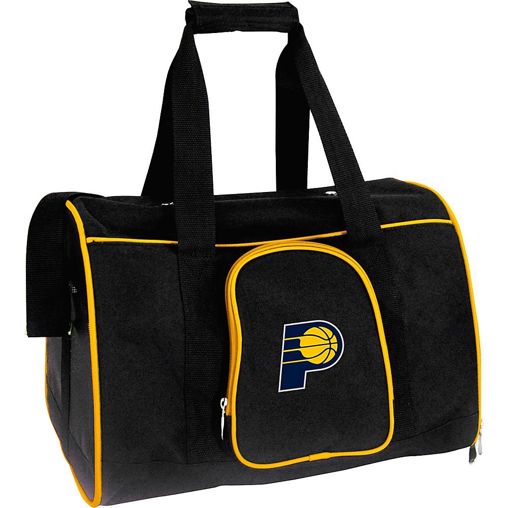 Mojo Licensing NBA Pet Carrier 16  Premium Bag Indiana Pacers - Mojo Licensing Pet Bags NBA Pet Carrier 16  Premium Bag Indiana Pacers. NBA Pet Carrier Premium 16in bag
