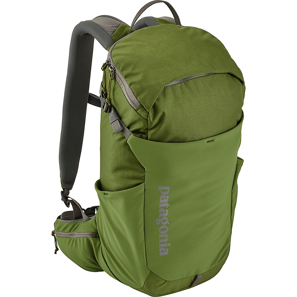 Patagonia Nine Trails Pack 20L Hiking Pack - L/XL Sprouted Green - Patagonia Day Hiking Backpacks - Outdoor, Day Hiking Backpacks