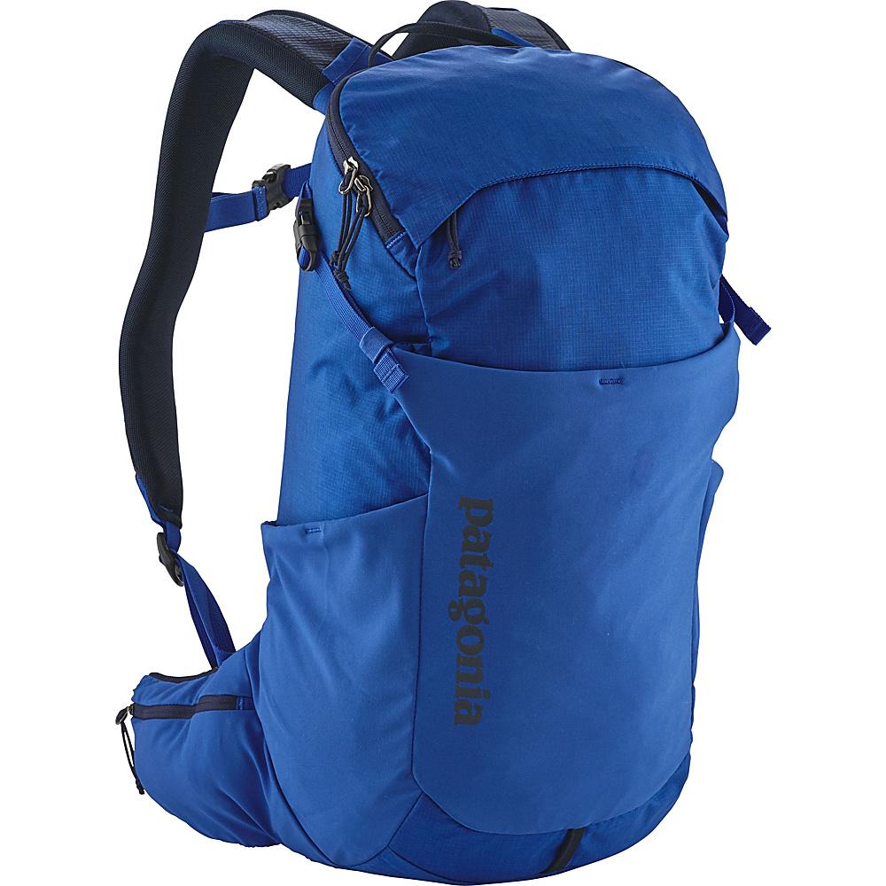 Patagonia Nine Trails Pack 20L Hiking Pack - L/XL Viking Blue - Patagonia Day Hiking Backpacks - Outdoor, Day Hiking Backpacks