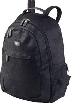 Jump Solera Teardrop Laptop Backpack Black - Jump Business & Laptop Backpacks