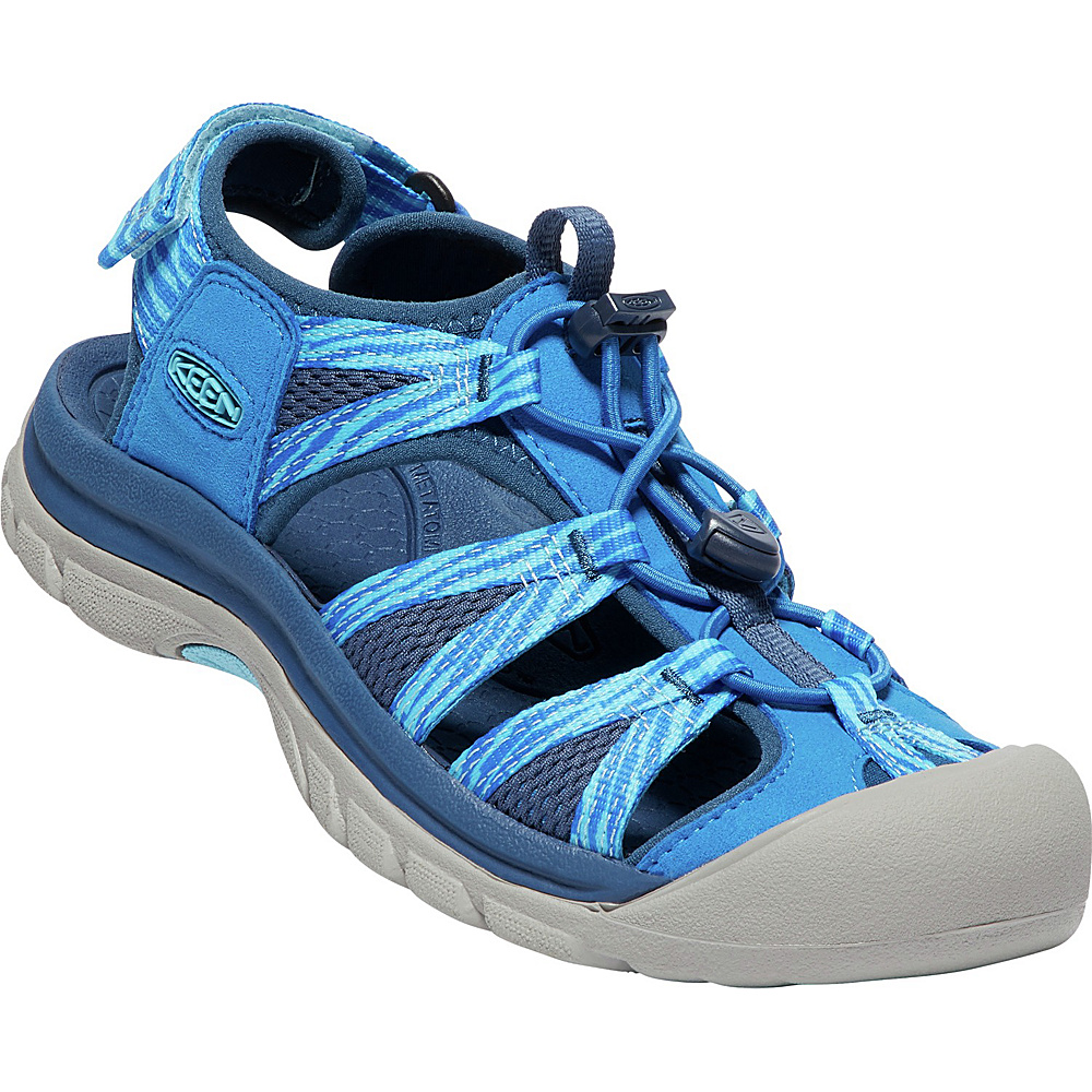 KEEN Womens Venice II H2 Sandals 7.5 - Skydiver/Blue Opal - KEEN Womens Footwear - Apparel & Footwear, Women's Footwear