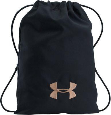 Under Armour UA Ozsee Cupron Sackpack Black/Black/Black - Under Armour Everyday Backpacks 10652204