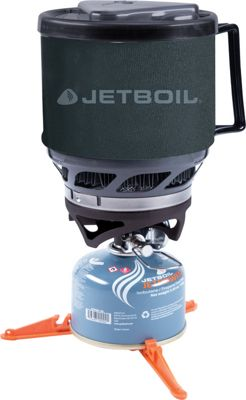 Jetboil MiniMo Cooking System Grey - Jetboil Outdoor Accessories