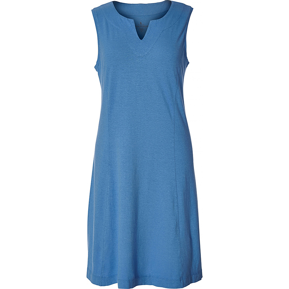 Royal Robbins Womens Flynn Dress L - Nautilus - Royal Robbins Womens Apparel - Apparel & Footwear, Women's Apparel