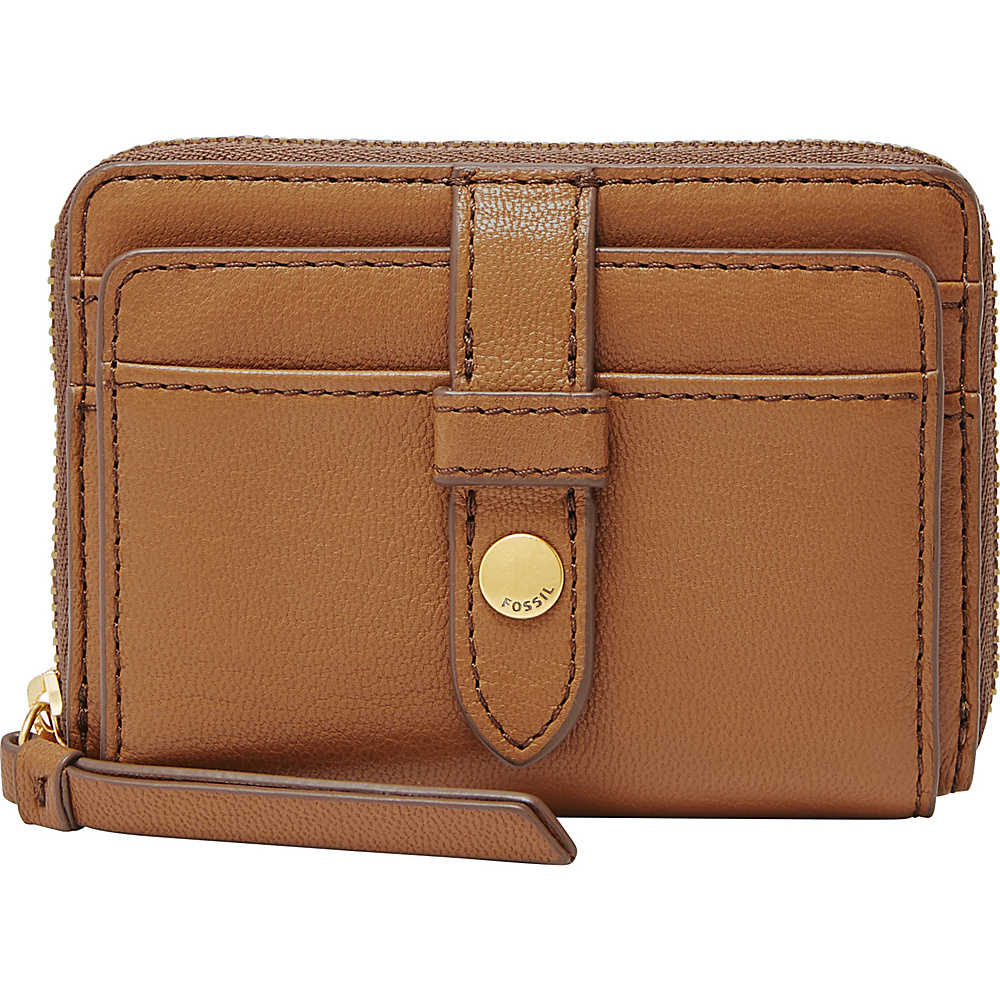 Fossil Fiona Zip Coin Saddle - Fossil Womens Wallets - Women's SLG, Women's Wallets