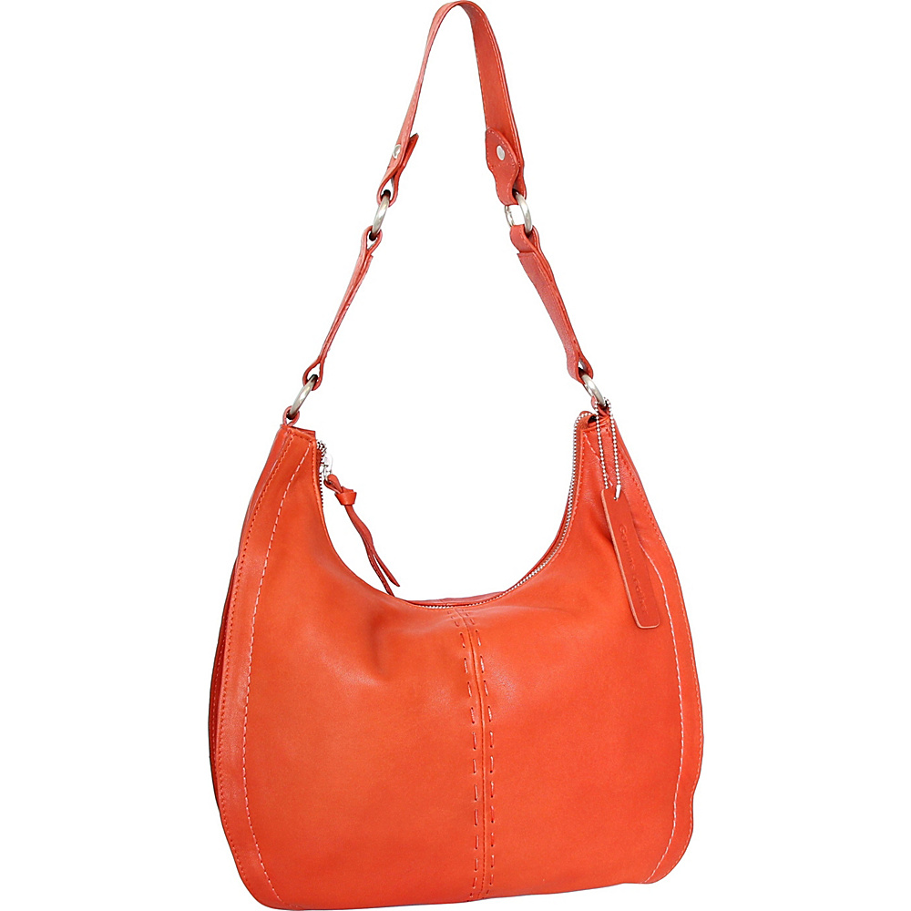 Nino Bossi Lynette Hobo Sunset - Nino Bossi Leather Handbags - Handbags, Leather Handbags
