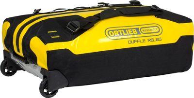Ortlieb 85L RS Convertible Duffel Sunyellow-Black - Ortlieb Outdoor Duffels