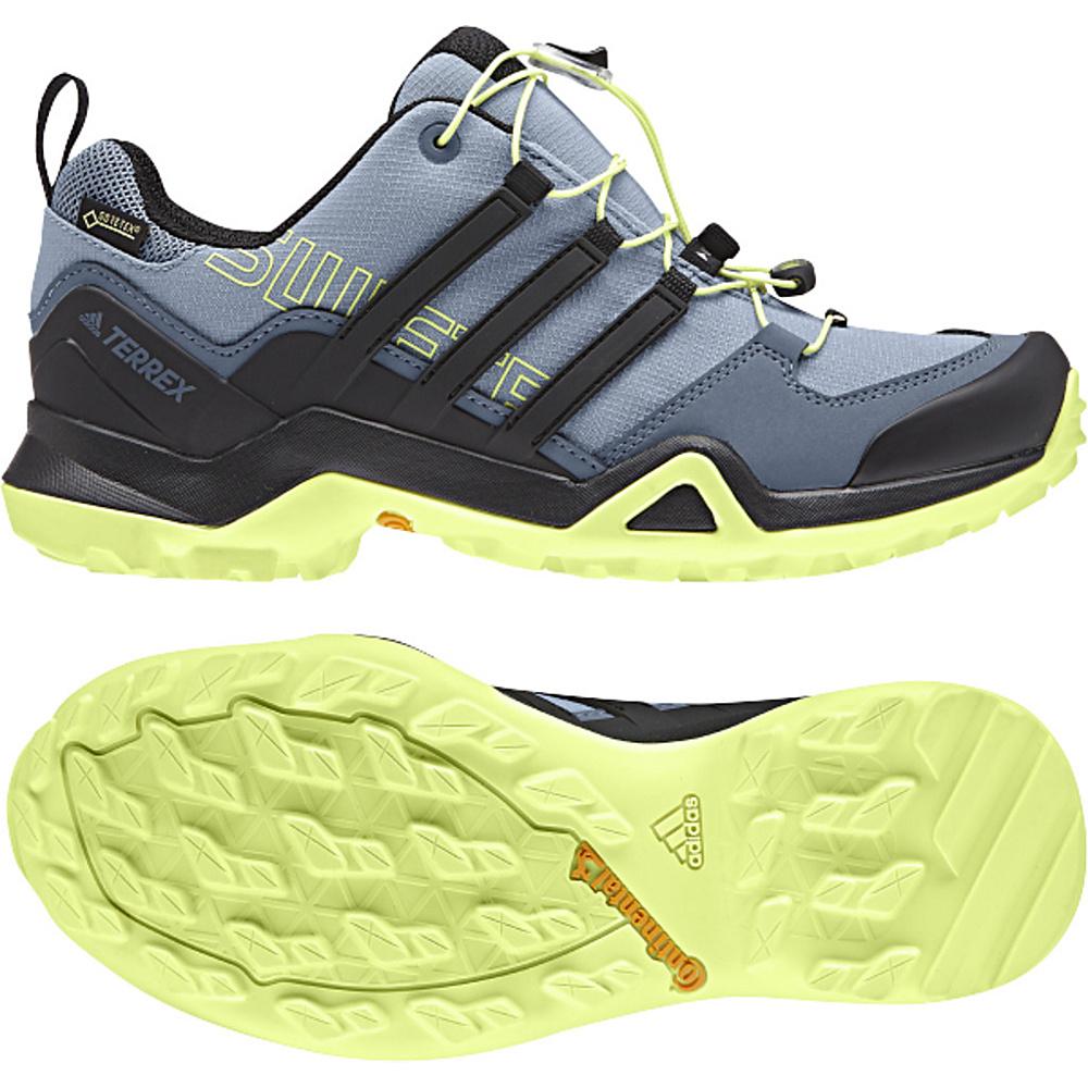 adidas outdoor Womens Terrex Swift R2 GTX Shoe 5 - Black/Black/Black - adidas outdoor Womens Footwear - Apparel & Footwear, Women's Footwear