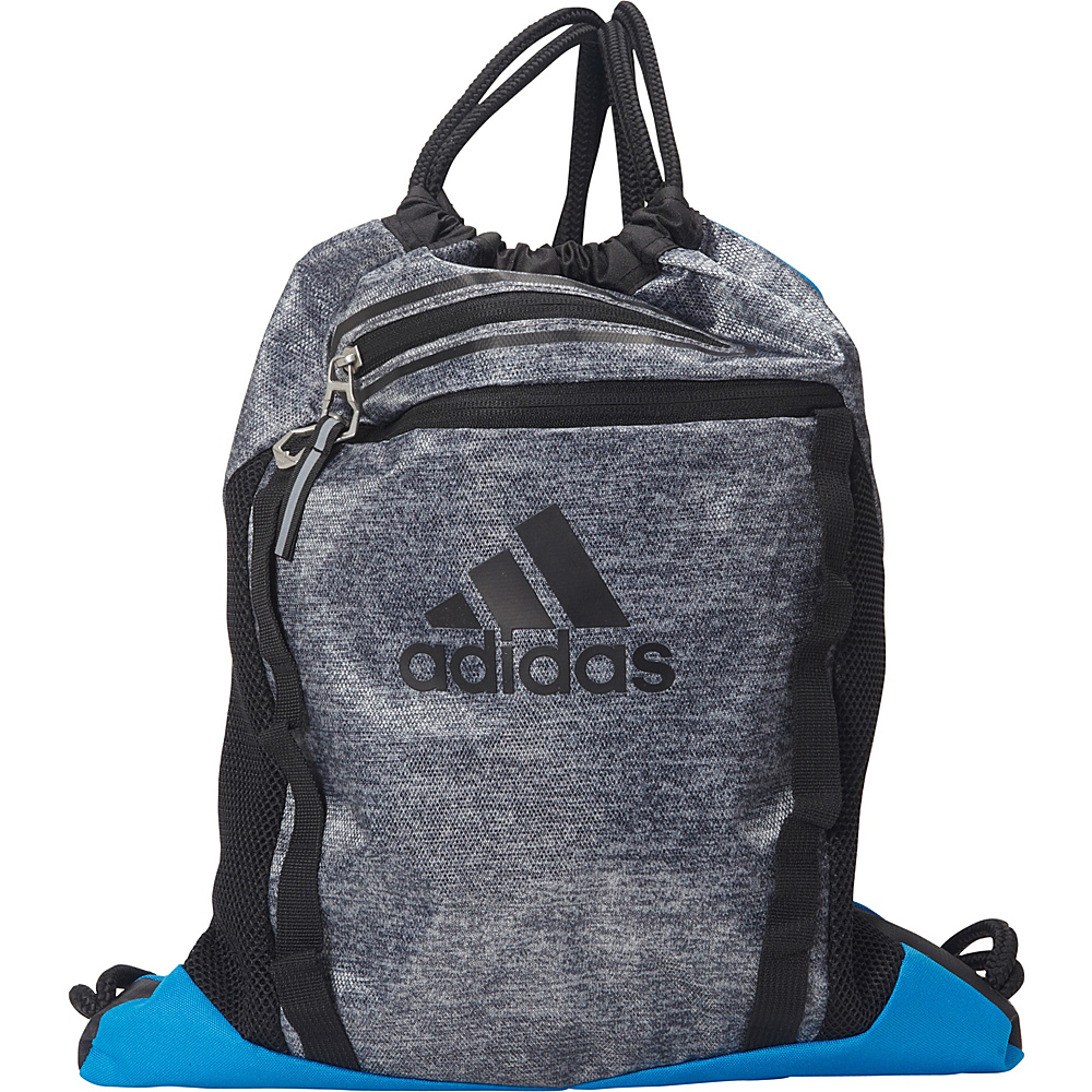 562c02f8f892 Adidas Rumble II Sackpack Onix Jersey Bright Blue Black - adidas Everyday  Backpacks