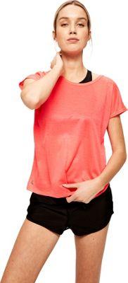 Lole Beth Tee XS - Reflector Pink - Lole Women's Apparel