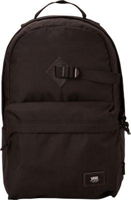 Vans Old Skool Travel Laptop Backpack Black - Vans Laptop Backpacks
