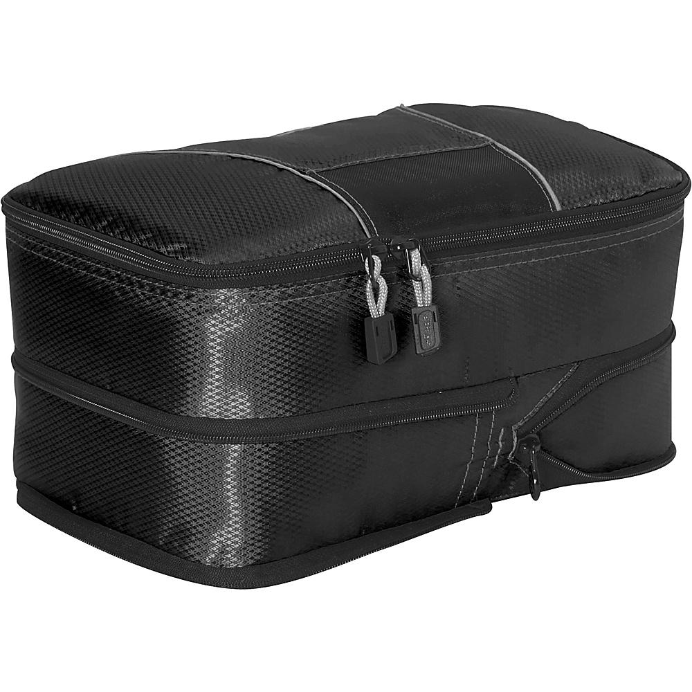 eBags Classic Small Compression Cube Black - eBags Travel Organizers