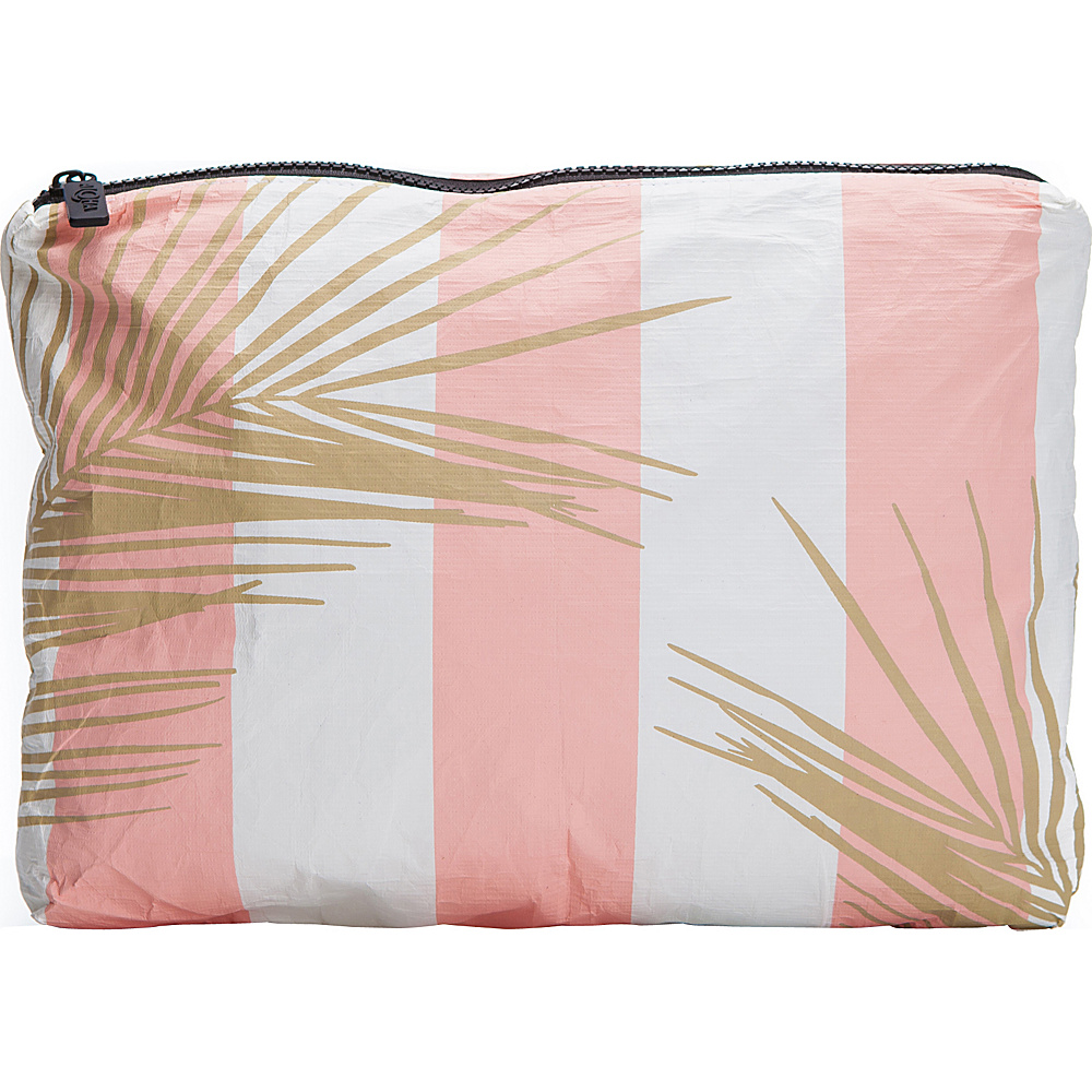 Image of ALOHA Collection Medium Wet/Dry Pouch-Harmony Harmony Guava - ALOHA Collection Packable Bags