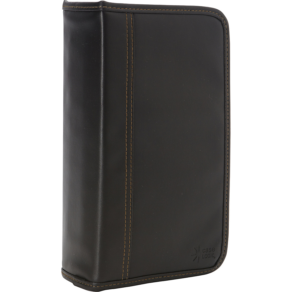 Case Logic 92 Capacity CD Wallet Black Koskin