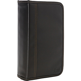 92 Capacity CD Wallet Black Koskin