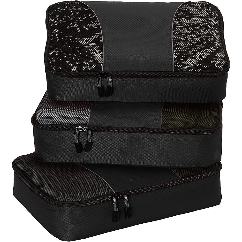 eBags Medium Packing Cubes Set - eBags Travel Accessory Set - Travel Accessories, Travel Organizers