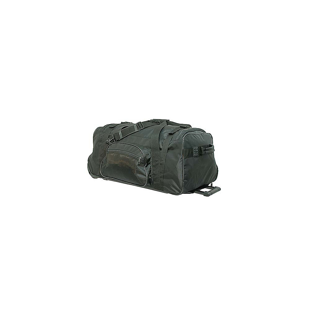 Netpack Fat Boy Sports 35 Wheeled Duffel - XLarge - Luggage, Rolling Duffels
