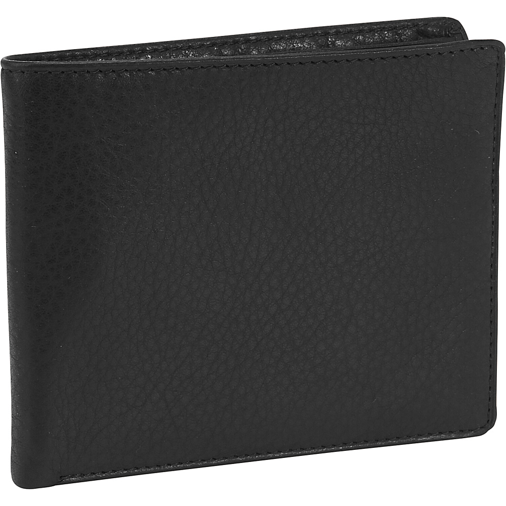 Osgoode Marley Cashmere Thin Fold - Black - Work Bags & Briefcases, Men's Wallets