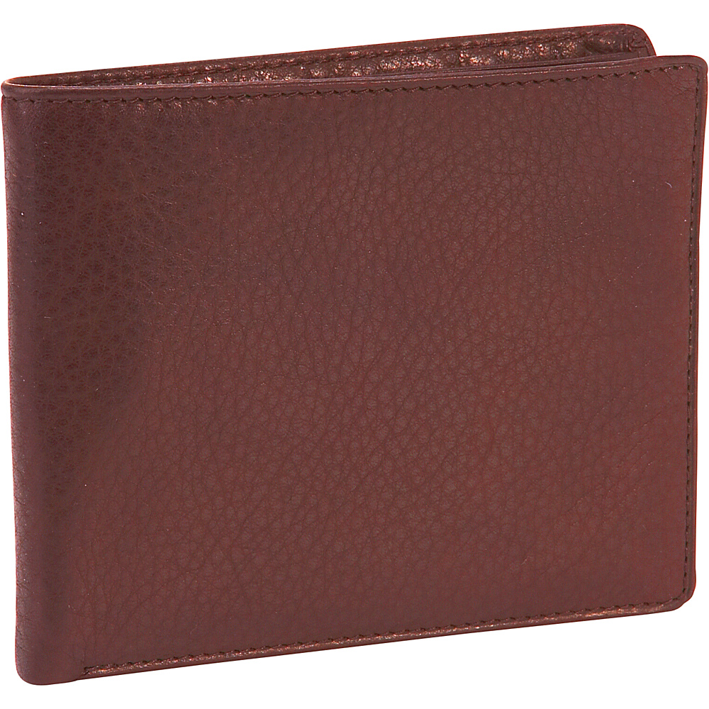 Osgoode Marley Cashmere Thin Fold - Brandy - Work Bags & Briefcases, Men's Wallets