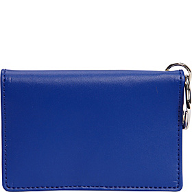 ID/Keychain Wallet - Colors Blue