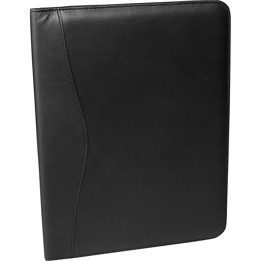Royce Leather Writing Padfolio Black - Royce Leather Business Accessories - Work Bags & Briefcases, Business Accessories