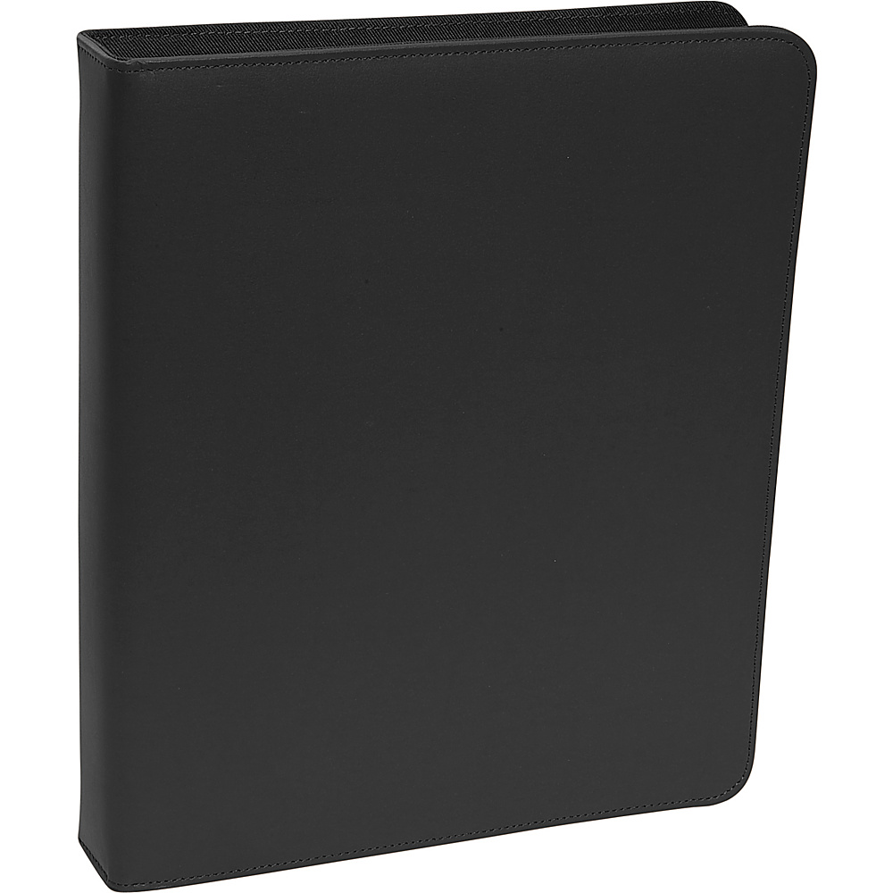 Royce Leather 1  Ring Binder - Black - Work Bags & Briefcases, Business Accessories