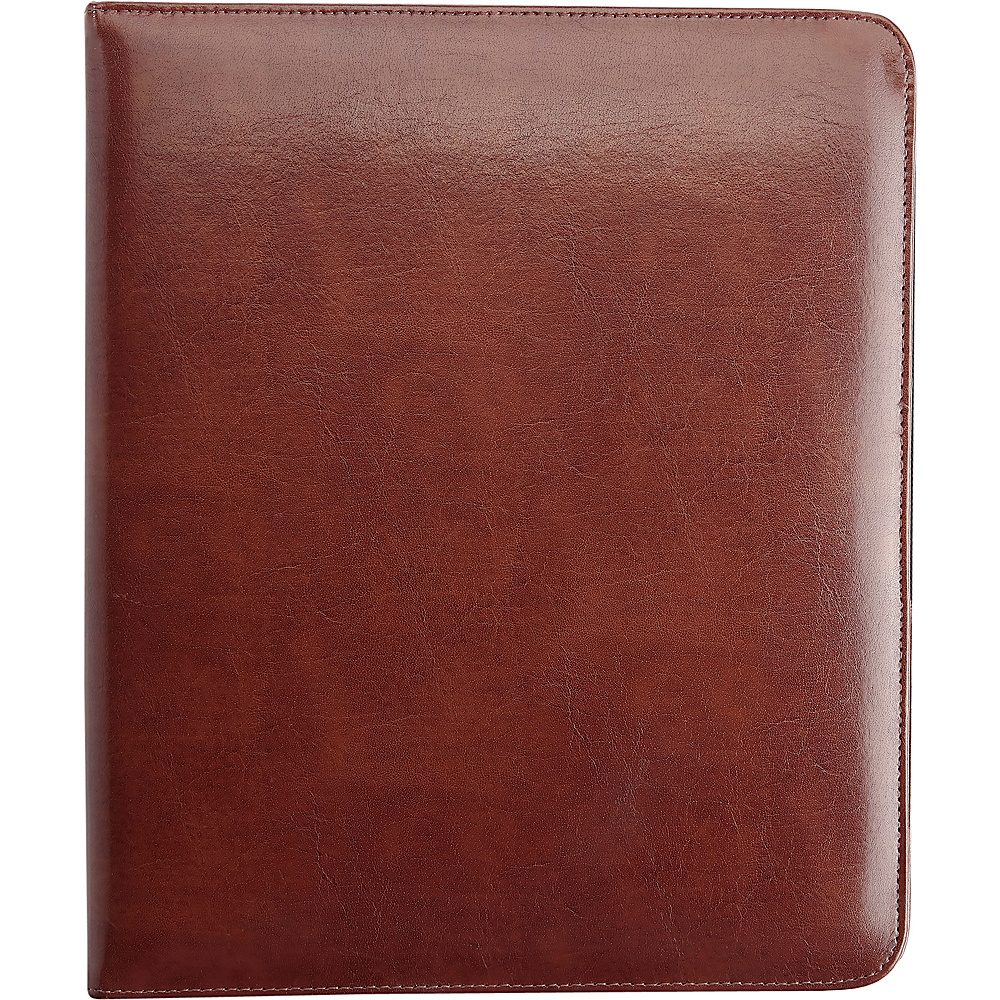 Royce Leather 1  Ring Binder British Tan - Royce Leather Business Accessories - Work Bags & Briefcases, Business Accessories