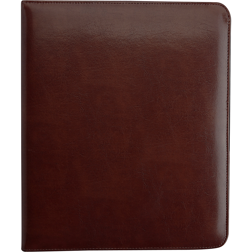 Royce Leather 1  Ring Binder Chestnut - Royce Leather Business Accessories - Work Bags & Briefcases, Business Accessories