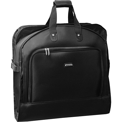 "Wally Bags 45"" Mid Length Garment Bag - Black"