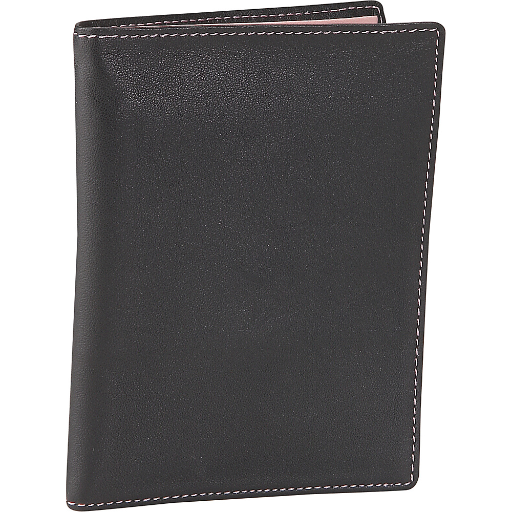 Royce Leather Passport Currency Wallet - Travel Accessories, Travel Wallets