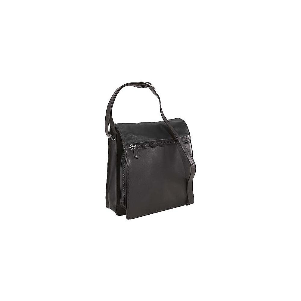 Derek Alexander Utility Full Flap Full Size Ladies - Handbags, Leather Handbags