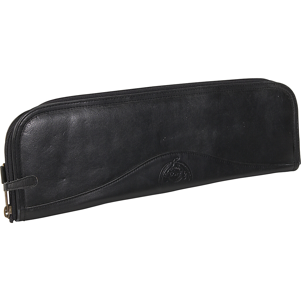 Dopp Nylon Tie Case - Black - Travel Accessories, Travel Organizers