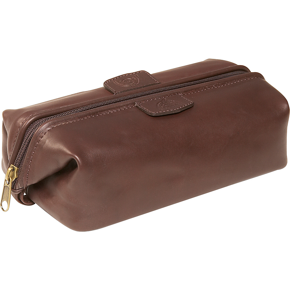 Dopp Admiral Travel Kit - Brown - Travel Accessories, Toiletry Kits
