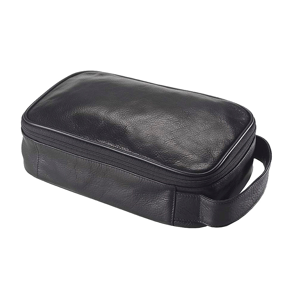 Clava Tuscan Leather Accessory/Toiletry Kit - Tuscan - Travel Accessories, Toiletry Kits