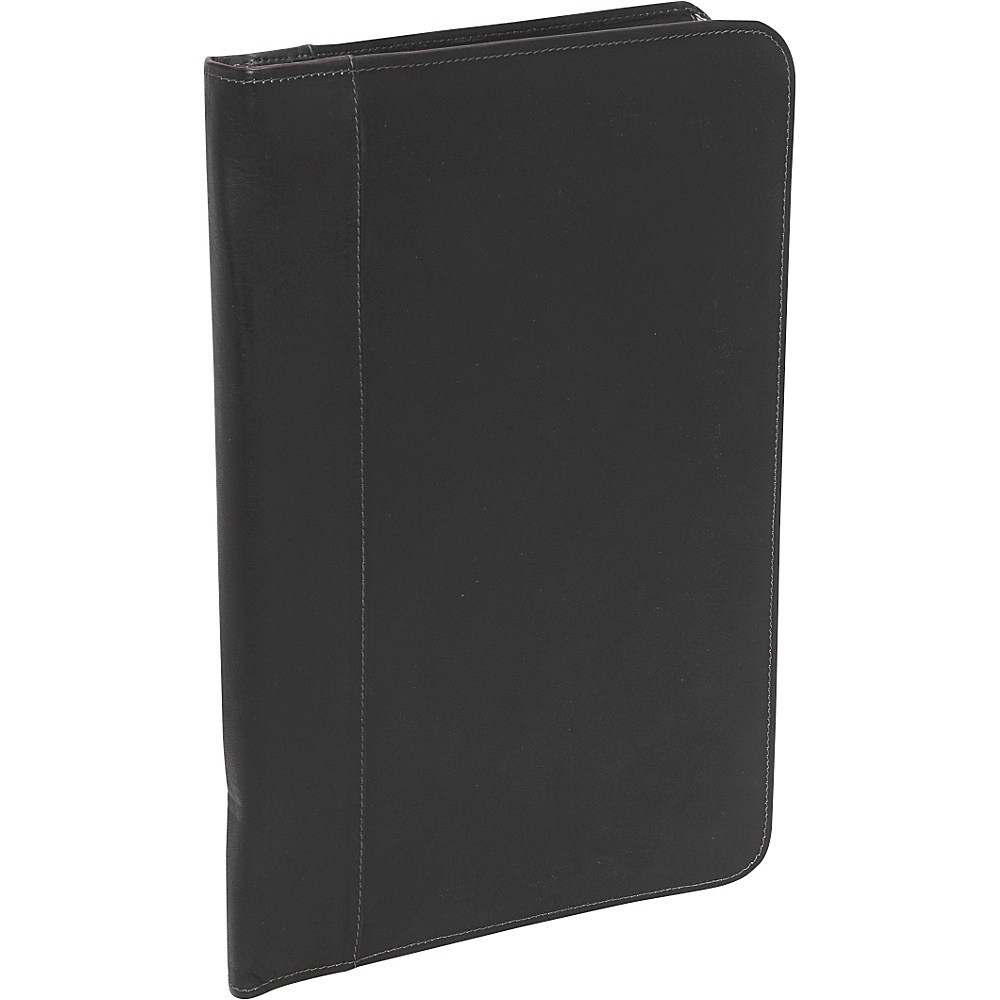 Piel Legal Size Open Notepad - Black - Work Bags & Briefcases, Business Accessories