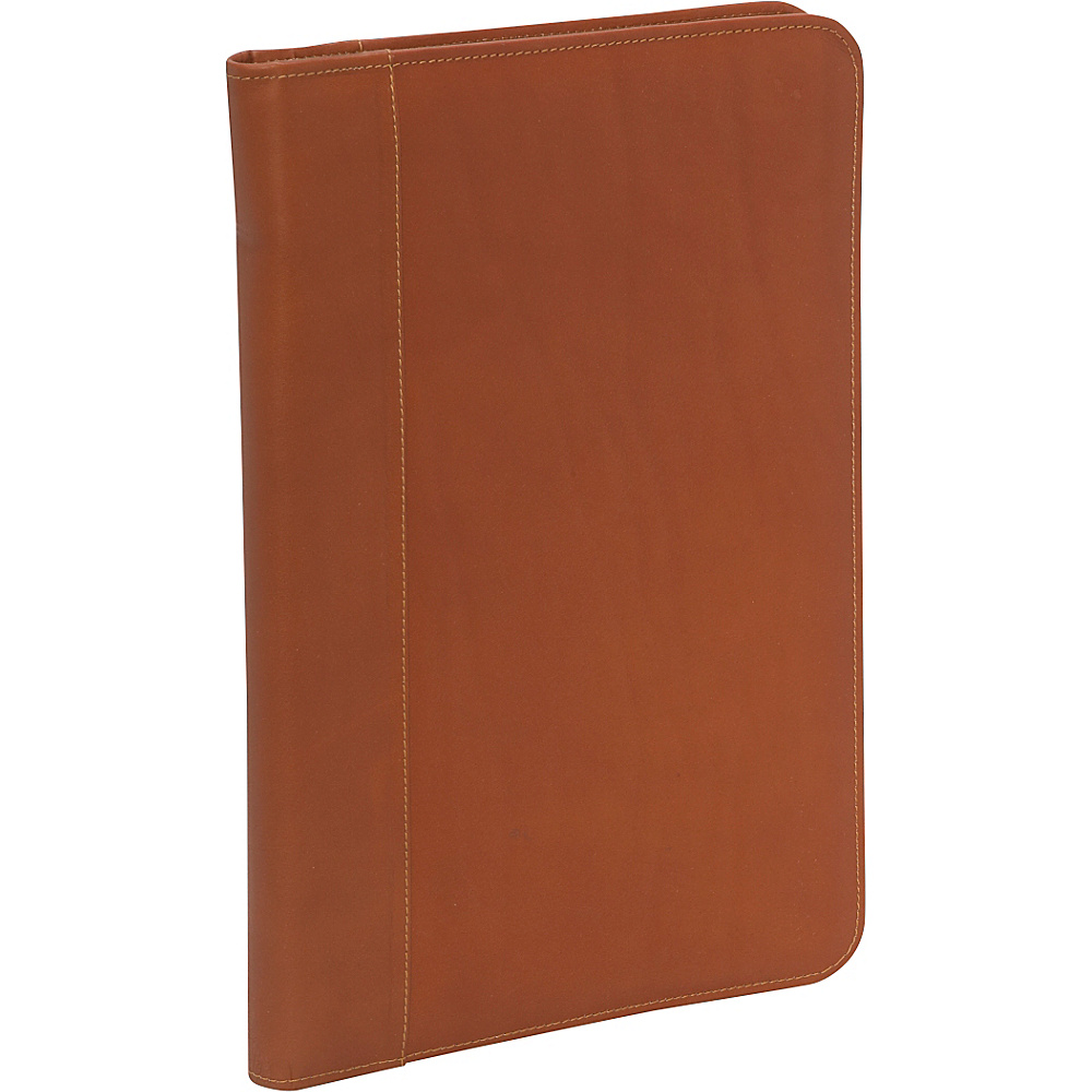 Piel Legal Size Open Notepad - Saddle - Work Bags & Briefcases, Business Accessories