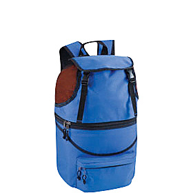 Zuma Insulated Backpack Blue
