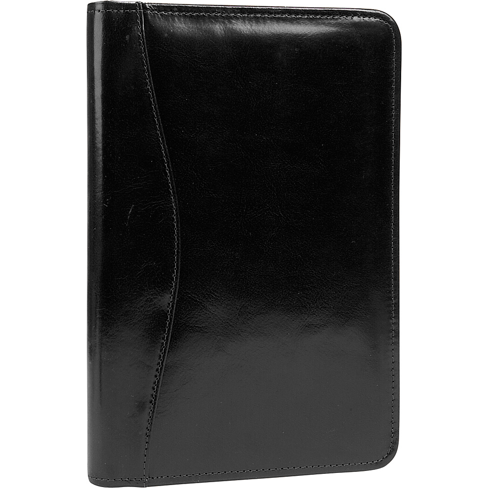 Scully Junior Zip Padfolio - Black - Work Bags & Briefcases, Business Accessories