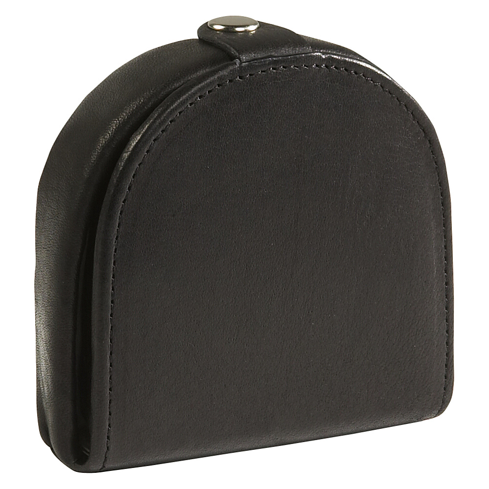 Osgoode Marley Cashmere Deluxe Coin Tray - Black - Work Bags & Briefcases, Men's Wallets