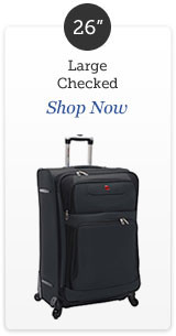 Shop 26 inch rolling luggage