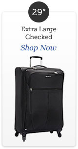 Shop 29 inch rolling luggage