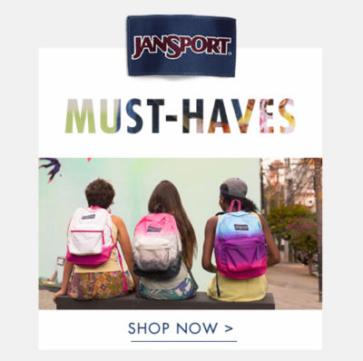 JanSport Must Haves