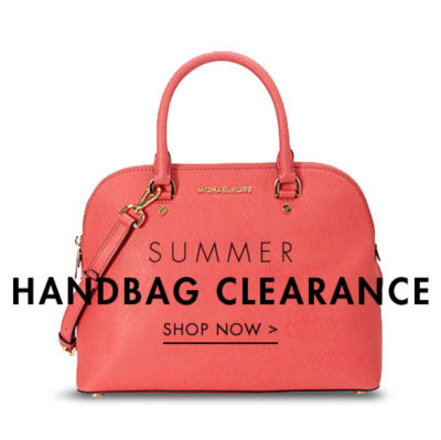 Summer Handbag Clearance