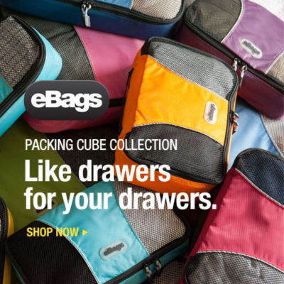 Shop eBags Packing Cubes
