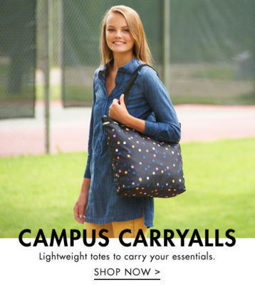 Shop Campus Carryalls